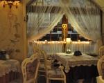 Domek kata w Kołobrzegu. Restauracja.