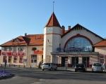 Dworzec PKP.