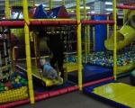 Sala dla dzieci w hali Millenium.