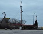 Statek wycieczkowy Wiking.